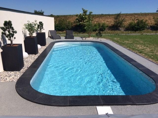 Ouest Chape piscine haut de gamme